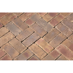The Belden Brick Company - Red Pavers:Belcrest 730 - Belcrest Brick Pavers