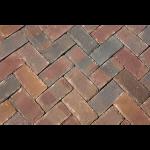 The Belden Brick Company - Red Pavers:Belcrest 760 - Belcrest Brick Pavers