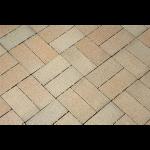The Belden Brick Company - Buff Pavers:Nutmeg Full Range Paver - Cityline Brick Pavers