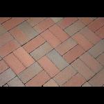 The Belden Brick Company - Red Pavers:Regimental Full Range Paver - Cityline Brick Pavers