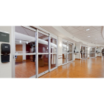 ASSA ABLOY Entrance Systems - Besam VersaMax Sliding Telescopic ICU Door