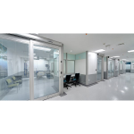 ASSA ABLOY Entrance Systems - Besam VersaMax Touchless Sliding ICU Door