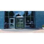 ASSA ABLOY Entrance Systems - Besam RD4-100 Manual Revolving Door