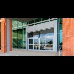 ASSA ABLOY Entrance Systems - Besam SL500 Overhead Concealed Sliding Doors