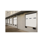 ASSA ABLOY Entrance Systems - Ribbed Open-Back & Insulated Doors - Sectional Overhead Garage Doors