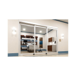 ASSA ABLOY Entrance Systems - ASSA ABLOY VersaMax 2.0 Telescopic Sliding ICU Door