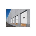 "ASSA ABLOY Entrance Systems - 2"" Insulated Steel Commercial Doors - Overhead Sectional Doors"