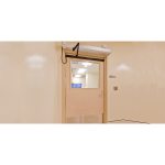 ASSA ABLOY Entrance Systems - ASSA ABLOY PowerSwing Electro-Hydraulic Swing Door operator