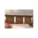 ASSA ABLOY Entrance Systems - Wood Garage Doors
