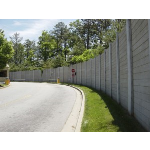 Hoover Treated Wood Products, Inc. - PLYWALL® Noise Barrier System