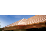 Berridge Metal Roof and Wall Panels - BERRIDGE BERMUDA METAL ROOFING PANEL
