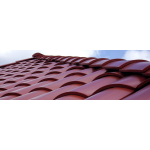 Berridge Metal Roof and Wall Panels - BERRIDGE SPANISH TILE METAL ROOFING SYSTEM