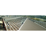 Berridge Metal Roof and Wall Panels - Berridge Vantage Point Retrofit Roof System