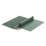 Berridge Metal Roof and Wall Panels - Tee-Panel Standing Seam System