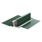 Berridge Metal Roof and Wall Panels - Zee-Lock Panel Standing Seam System