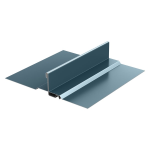 Berridge Metal Roof and Wall Panels - Double-Lock Zee-Lock Panel Standing Seam System