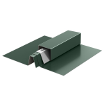 Berridge Metal Roof and Wall Panels - Batten Seam Panel