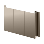 Berridge Metal Roof and Wall Panels - FW-1025 Panel - Wall, Soffit, and Liner