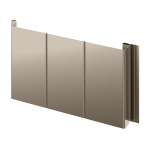 Berridge Metal Roof and Wall Panels - FW-12 Panel - Wall, Soffit, and Liner
