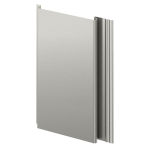 Berridge Metal Roof and Wall Panels - Flush Seam Panel - Walls, Soffit, Ceilings, or Fascia