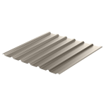 "Berridge Metal Roof and Wall Panels - ""M"" Panel - Exposed Fastener Panel System"