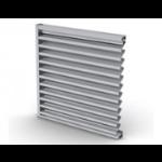 Metl-Span - Metl-Vision Architectural Louvers