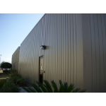 Metl-Span - Designer™ Series 12″ Flat Single-Skin Wall Panels