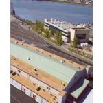 Metl-Span - CFR Roof Panel Cold Storage