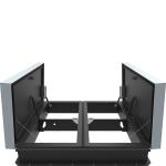 Babcock-Davis - Double Door AcousticMAX™ 50 Smoke Vent