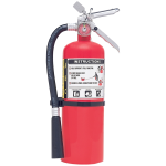 Babcock-Davis - ABC Dry Chemical Fire Extinguisher