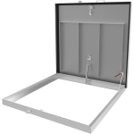 Babcock-Davis - Surface Mount Floor Door, 150psf
