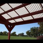 Crane Composites - Sequentia Translucent Corrugated Panels