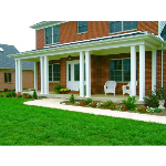 Superior Aluminum Products, Inc. - Square Fluted, Panel, and Smooth Aluminum Columns