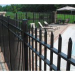 Superior Aluminum Products, Inc. - Series 7000 Aluminum Picket Fence
