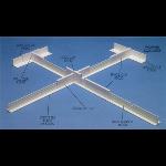 Keel Manufacturing, Inc. - KEELGRID Fiberglass Reinforced Plastic (FRP) Ceiling Grid System