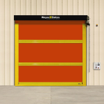 Wayne-Dalton - Model 884 ADV-X Exterior High Speed Fabric Door