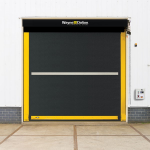 Wayne-Dalton - Model 885 ADV-X Exterior High Speed Fabric Door