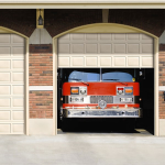 Wayne-Dalton - ThermoMark™ Models 5150 & 5200 Insulated Sectional Steel Doors