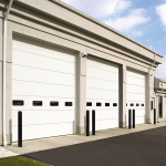 Wayne-Dalton - ThermoMark™ Models 5155 & 5255 Insulated Sectional Steel Doors