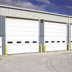 Wayne-Dalton - Model 216 Non-Insulated Sectional Steel Door