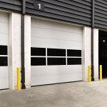 Wayne-Dalton - Model 220 Non-Insulated Sectional Steel Door