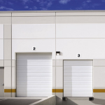 Wayne-Dalton - Model 2415 Non-Insulated Sectional Steel Door