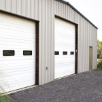 Wayne-Dalton - Model C-20 Non-Insulated Sectional Steel Door