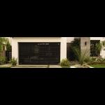 Wayne-Dalton - Model 8800 Contemporary Aluminum Garage Doors