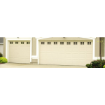 Wayne-Dalton - Models 8300 and 8500 Classic Steel Garage Doors