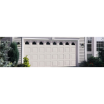 Wayne-Dalton - Model 8700 Specialty Vinyl Garage Doors