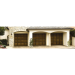 Wayne-Dalton - 300 Series Wood Garage Doors