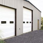 Wayne-Dalton - Model C-20 Non-Insulated Sectional Steel Door