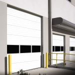 Wayne-Dalton - Model C-24 Non-Insulated Sectional Steel Door