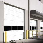 Wayne-Dalton - Model C-24 Non-Insulated Sectional Steel Door